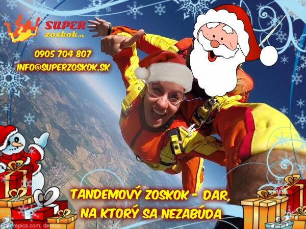 vianočný poukaz